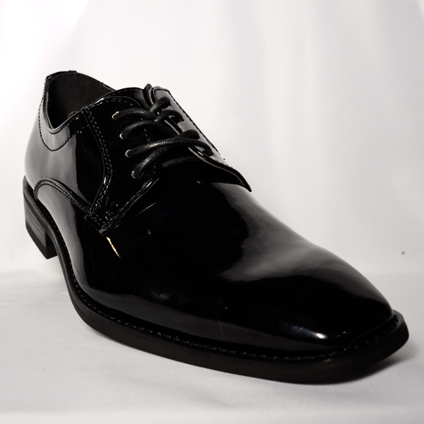 Black Patton Shoe