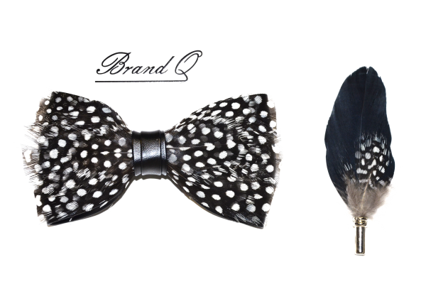 Feather Bowtie 10