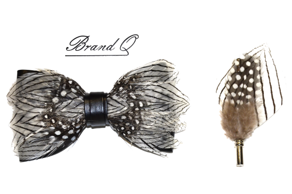 Feather Bowtie 7