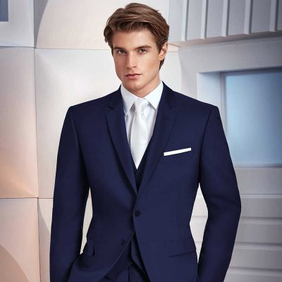 Navy Ike Colin suit